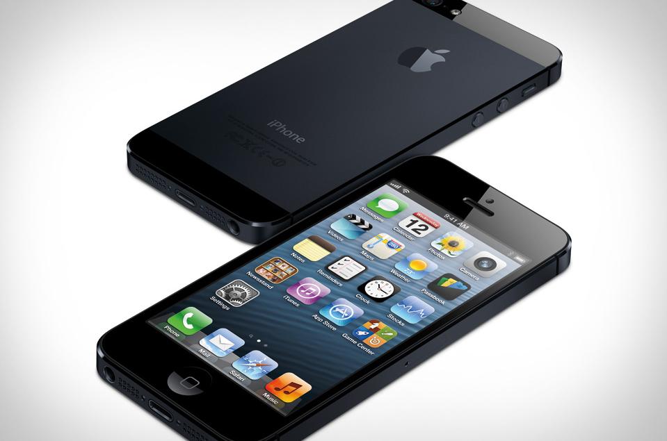 Slate Black IPhone 5